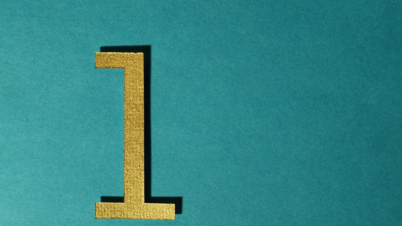 Numero yksi